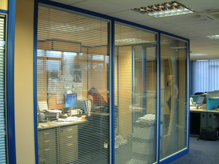 Office interiors interior design lifetime ceilings for Office interior contractor